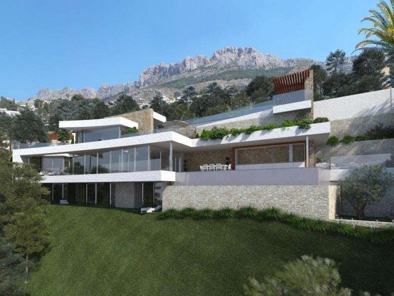 Verkauf von luxusobjekt haus Altea province d'alicante 1590000€ - Fotografie 1