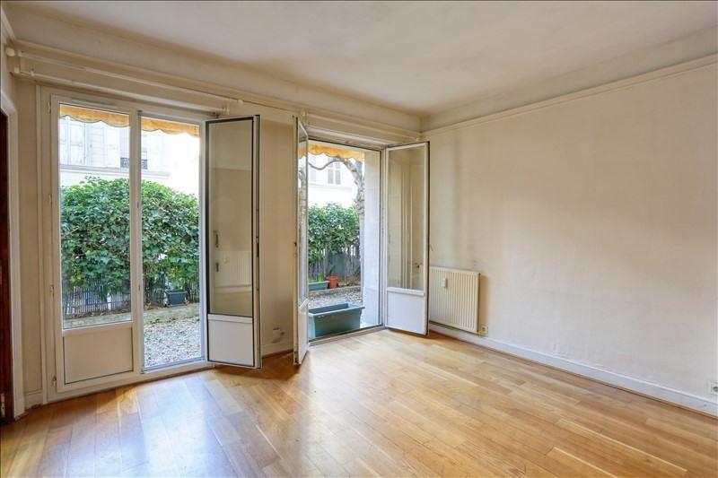 Vente appartement Paris 15ème 598000€ - Photo 9