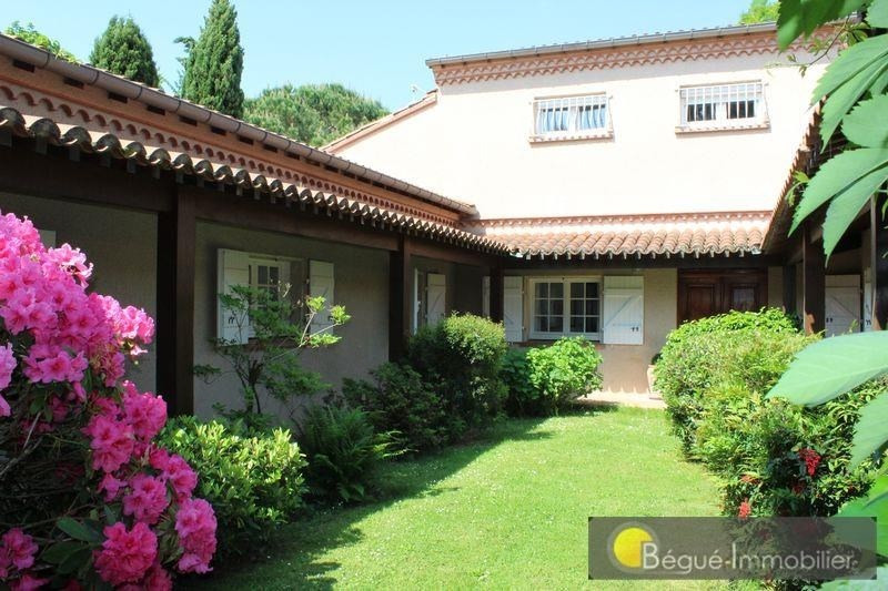 Vente de prestige maison / villa 5 mns pibrac 757000€ - Photo 7