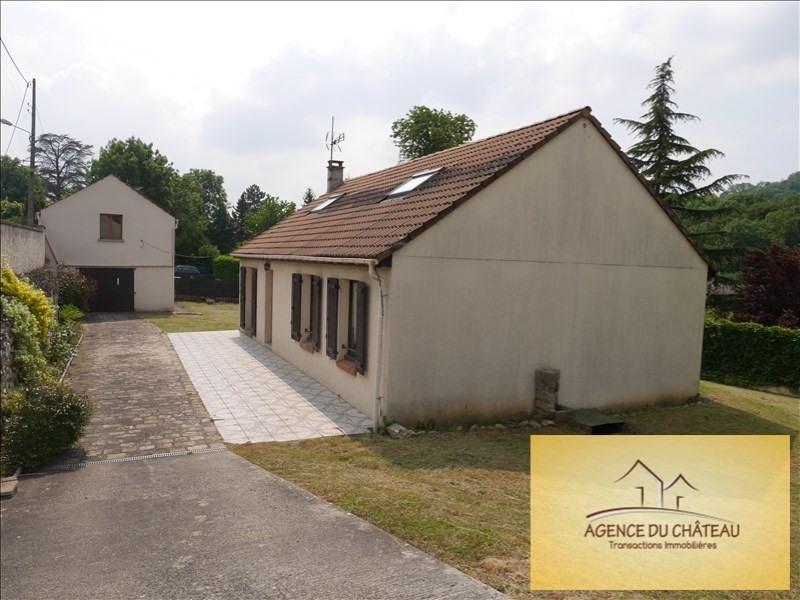 Sale house / villa Auffreville brasseuil 270000€ - Picture 2