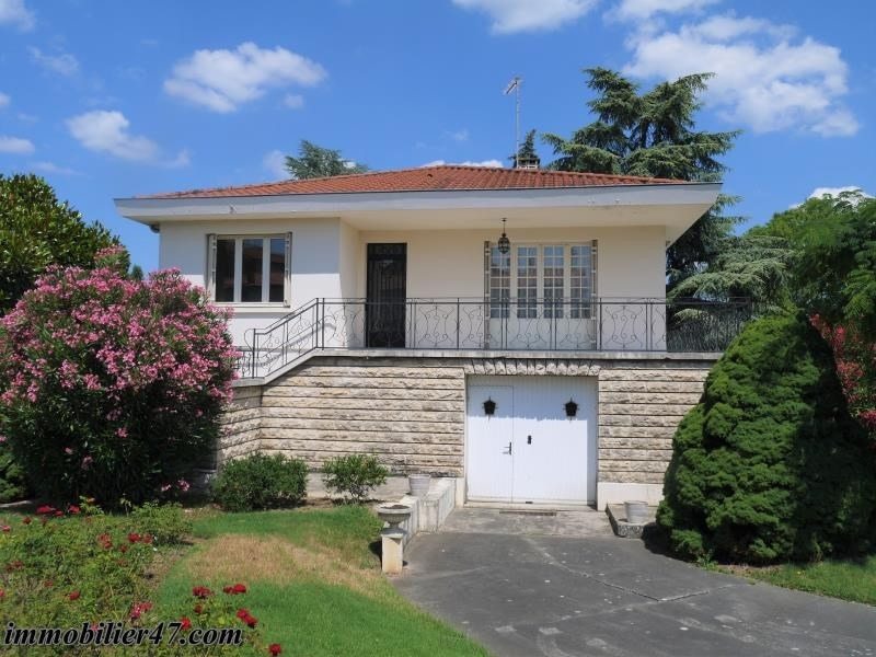 Sale house / villa Le passage 150 000€ - Picture 1