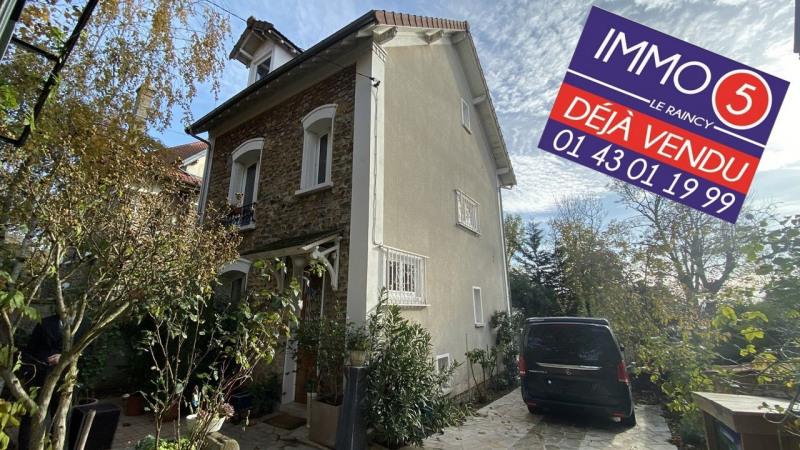 Vente maison / villa Le raincy 619000€ - Photo 1