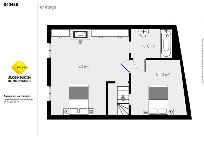Produit d'investissement maison / villa Broglie 33500€ - Photo 10