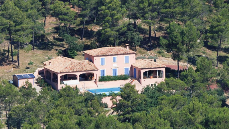 Vente de prestige maison / villa La roque d antheron 860 000€ - Photo 2