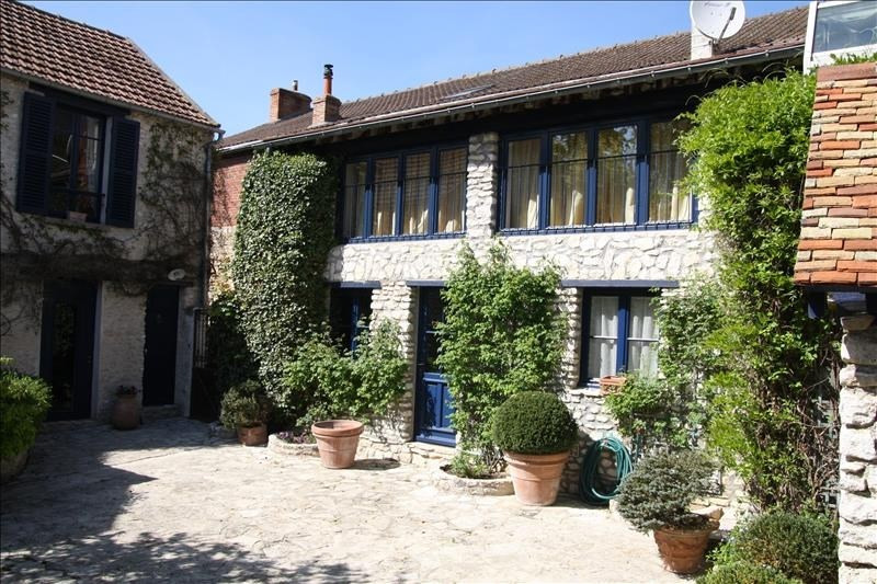 Sale house / villa Crespieres 650000€ - Picture 2