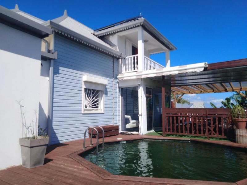 Location maison / villa La saline les bains 2600€ CC - Photo 1