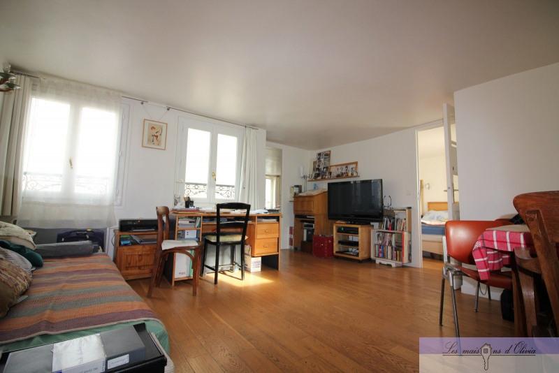 Vente appartement Paris 4ème 772500€ - Photo 1
