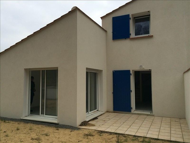 Sale house / villa Longeville sur mer 249500€ - Picture 8