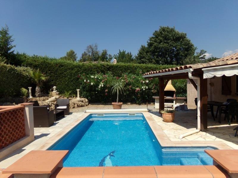 Sale house / villa La motte 322500€ - Picture 2