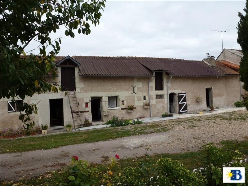 Vente maison / villa St gervais les trois cloch 99510€ - Photo 2