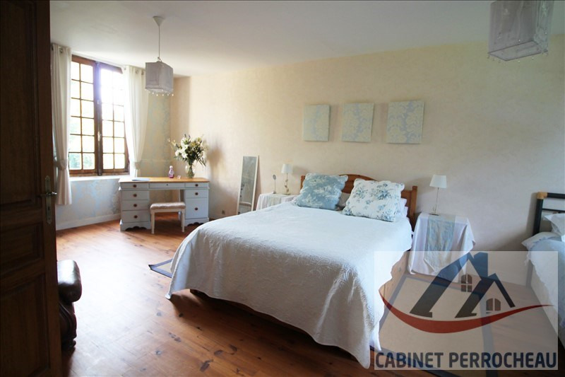 Vente de prestige maison / villa La chartre sur le loir 588000€ - Photo 9