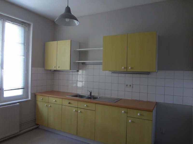 Rental apartment Fauville en caux 530€ CC - Picture 1