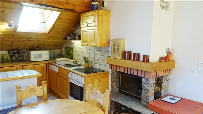 Vente appartement Meribel 538 000€ - Photo 2