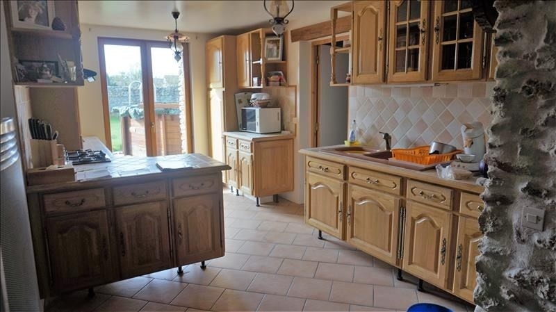 Venta  casa Longnes 5 mn 282000€ - Fotografía 4