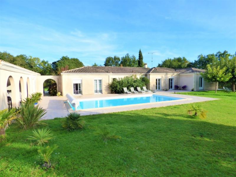 Vendita casa Coutras 428000€ - Fotografia 1