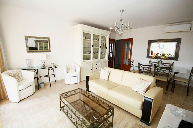 Sale apartment Juan-les-pins 480 000€ - Picture 2