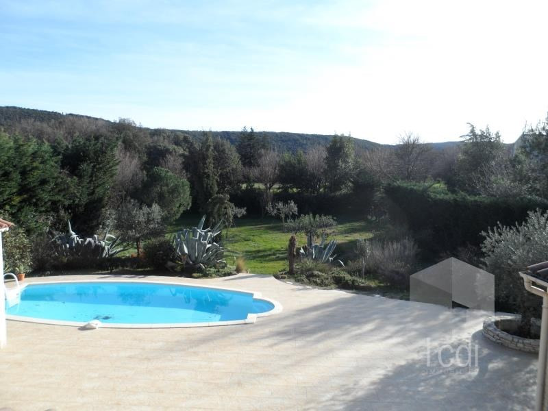 Vente maison / villa Saint-jean-du-pin 470 000€ - Photo 1