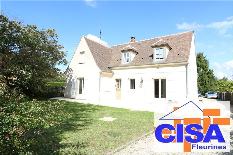 Deluxe sale house / villa Senlis 638 000€ - Picture 1