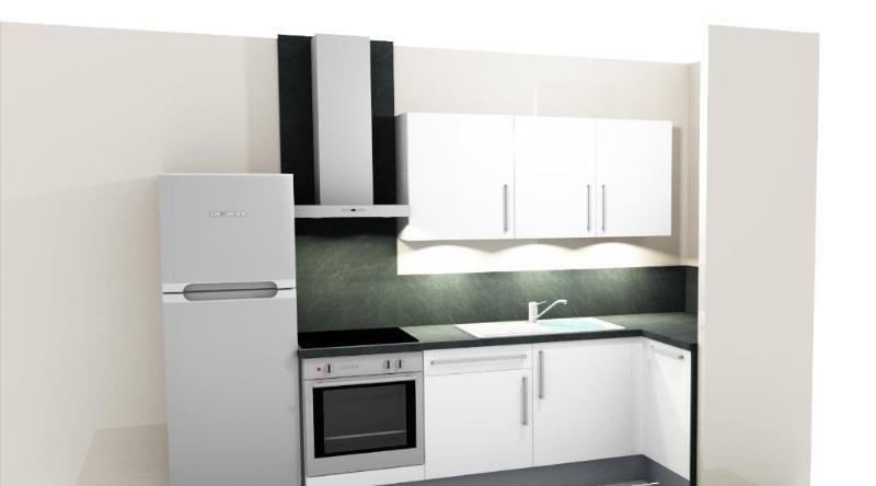 Rental apartment Bron 870€ CC - Picture 2