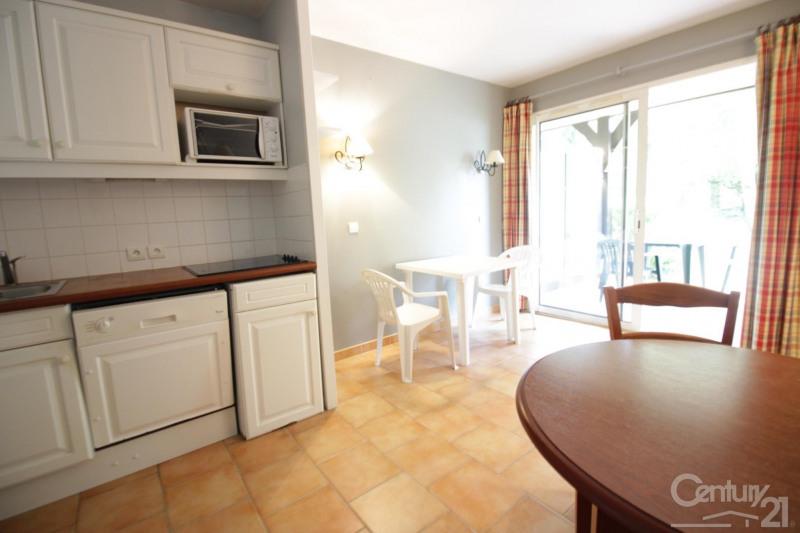 Verkoop  appartement Deauville 105000€ - Foto 4