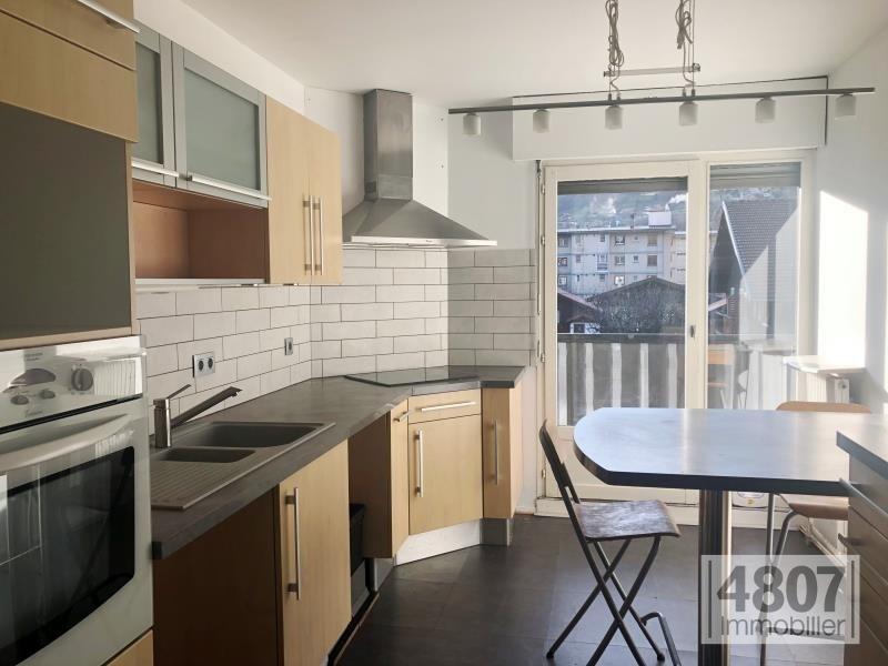 Vente appartement Sallanches 225000€ - Photo 2