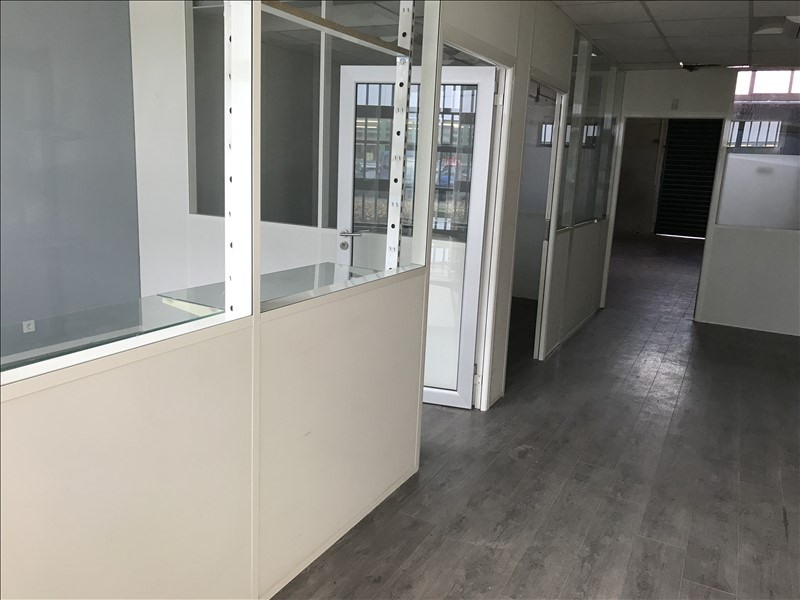 Location local commercial Ozoir la ferriere 1 100€ HT/HC - Photo 2