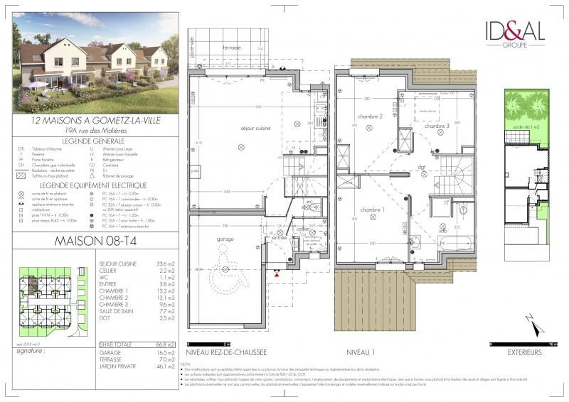 Vente maison / villa Gif sur yvette 335000€ - Photo 1