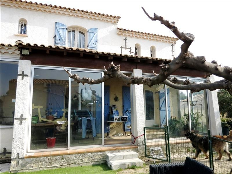Revenda residencial de prestígio casa Villeneuve les maguelone 575000€ - Fotografia 2