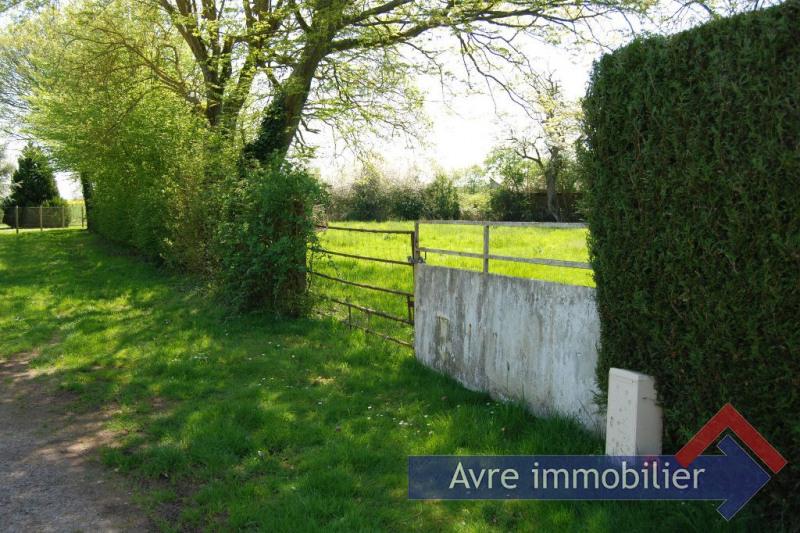 Vente terrain Verneuil d avre et d iton 70200€ - Photo 1