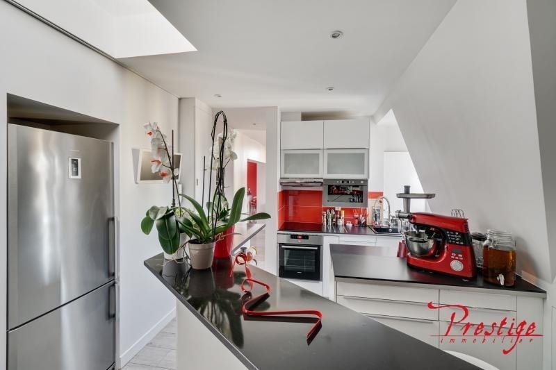 Sale apartment Clichy 480000€ - Picture 6