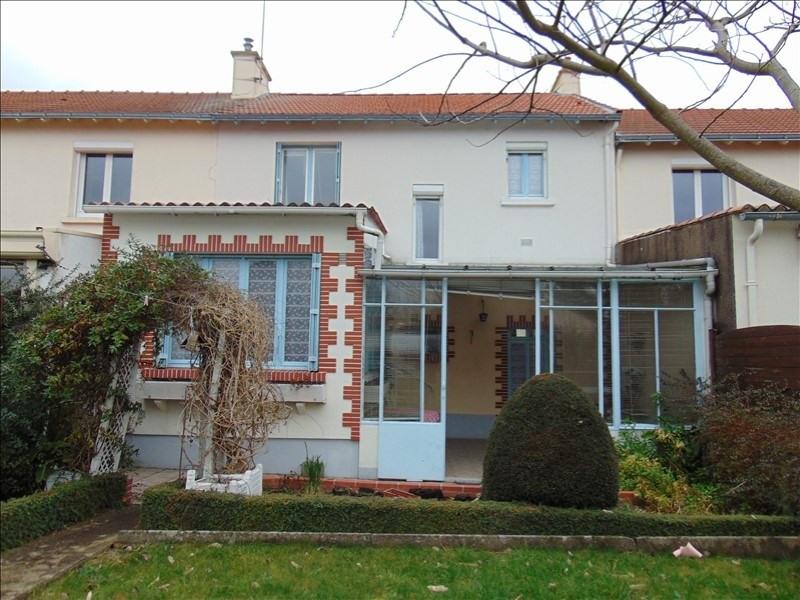 Vente maison / villa Cholet 133000€ - Photo 1