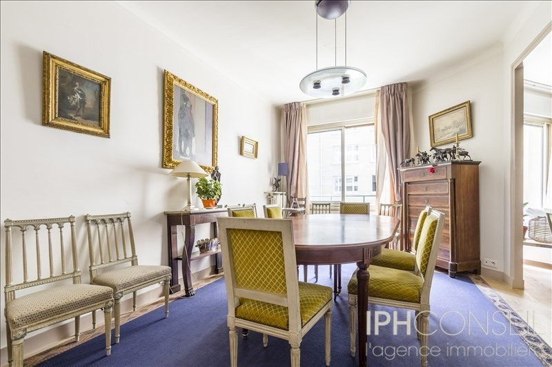 Deluxe sale apartment Neuilly sur seine 1395000€ - Picture 2