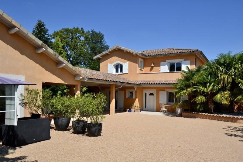 Vente de prestige maison / villa Villette d anthon 1120000€ - Photo 1