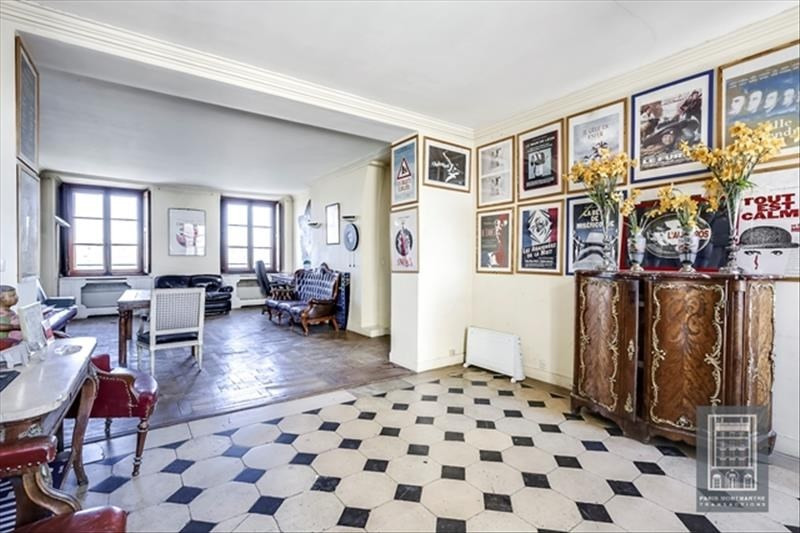 Vente de prestige appartement Paris 7ème 2 912 000€ - Photo 4