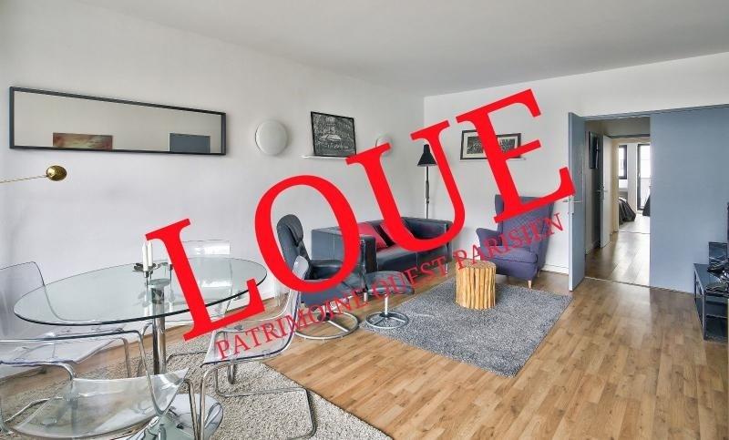 Rental apartment Paris 16ème 2680€ CC - Picture 2