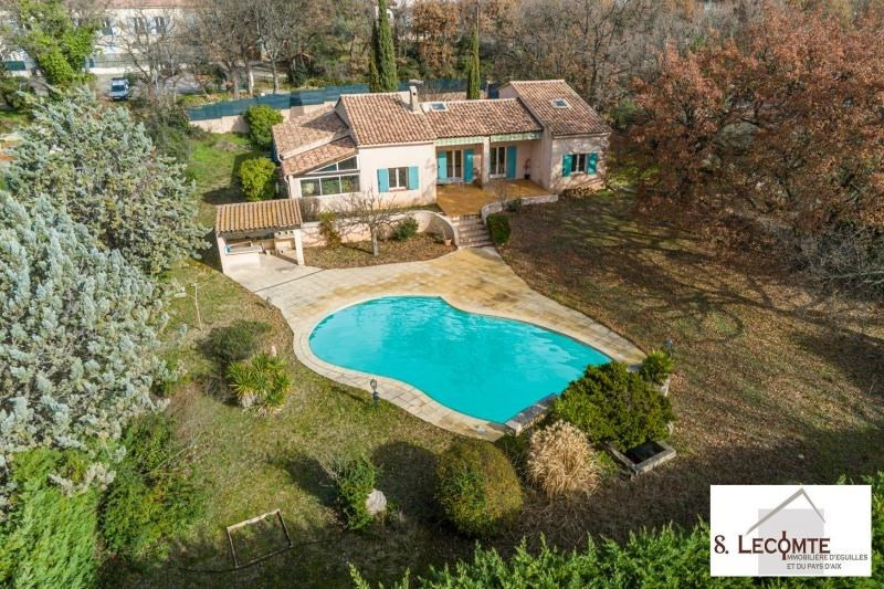 Vente maison / villa Eguilles 823000€ - Photo 1