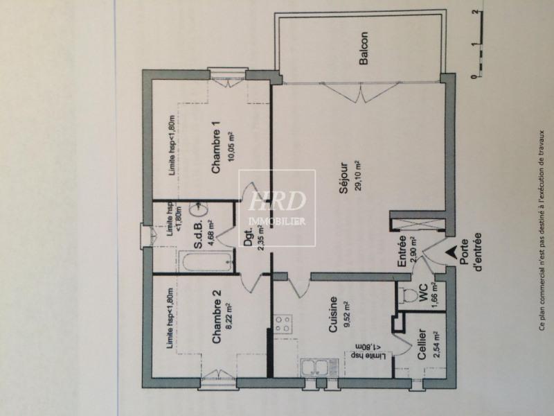 Sale apartment Saverne 153700€ - Picture 3