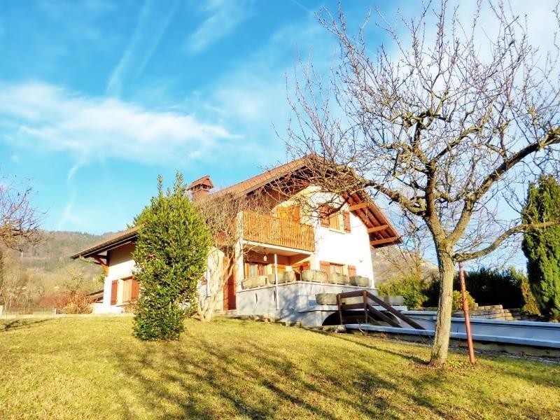 Vente maison / villa Marignier 430000€ - Photo 1