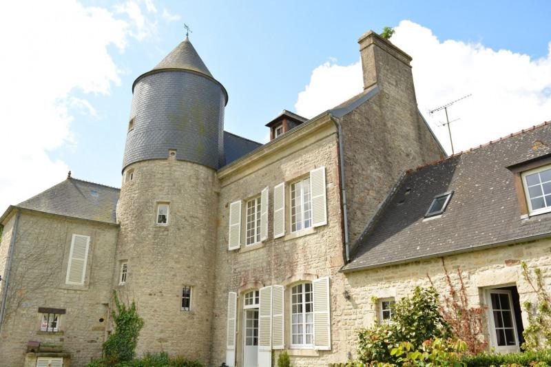 Revenda residencial de prestígio castelo Orglandes 609000€ - Fotografia 1