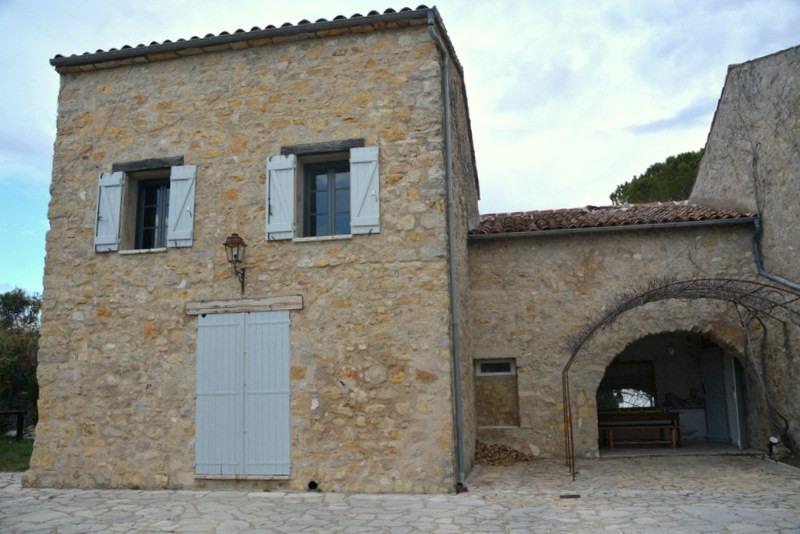 Verkauf von luxusobjekt haus Montauroux 995000€ - Fotografie 6