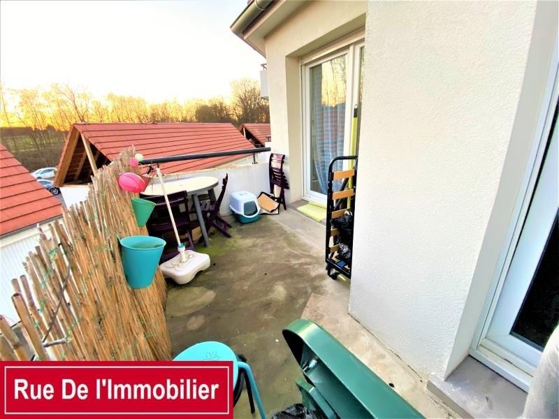 Produit d'investissement appartement Dettwiller 115560€ - Photo 1
