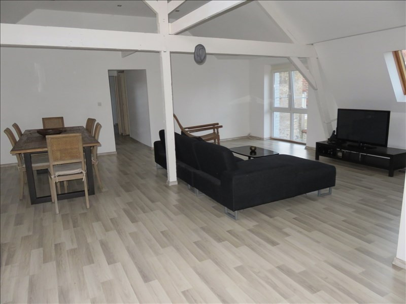 Rental apartment Dunkerque 1200€ CC - Picture 1