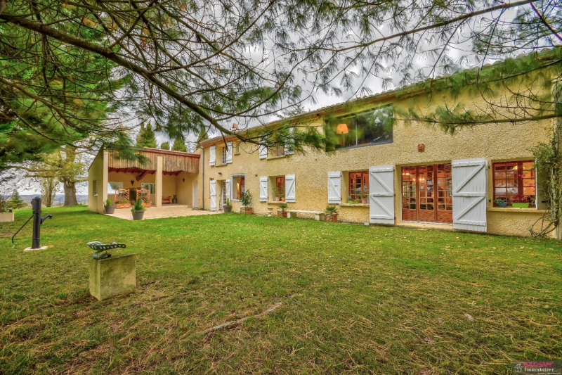 Vente de prestige maison / villa Villefranche de lauragais 499000€ - Photo 1