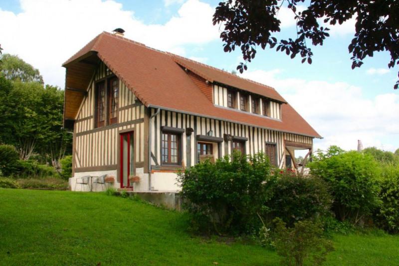 Sale house / villa Bonnebosq 309750€ - Picture 1