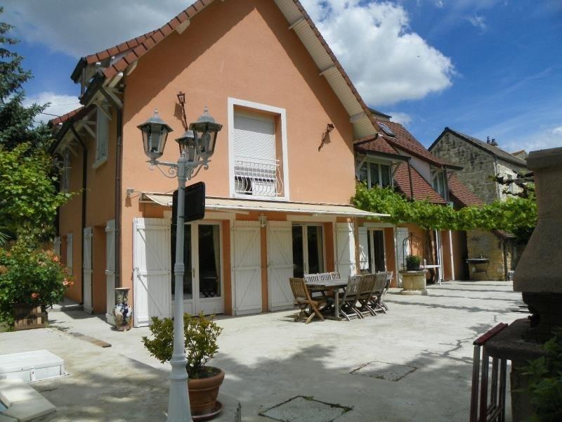Vente maison / villa Osny 483000€ - Photo 2