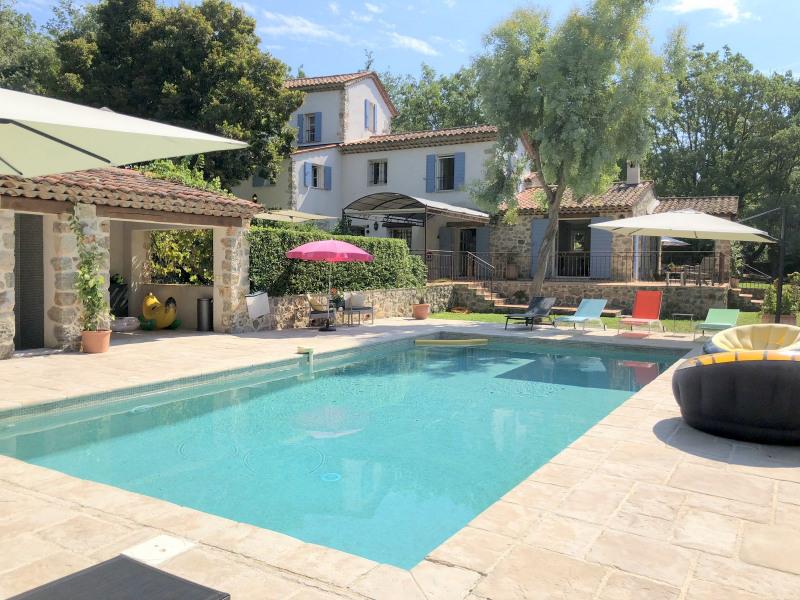 Deluxe sale house / villa Montauroux 990000€ - Picture 1