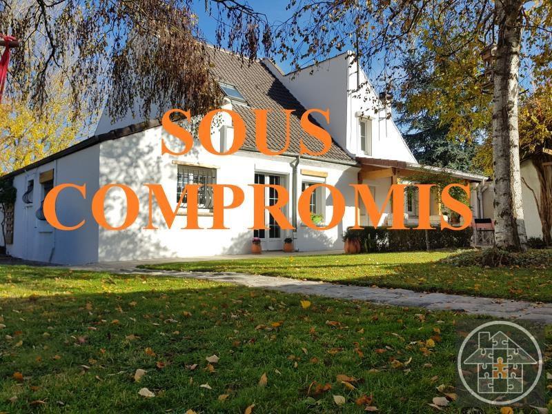 Sale house / villa Le plessis brion 203000€ - Picture 1