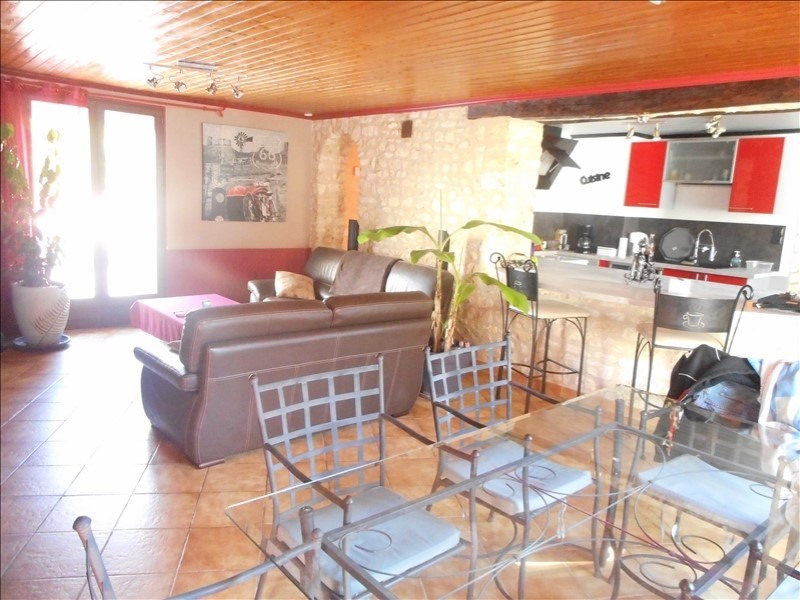 Vente maison / villa Pamproux 141 700€ - Photo 4