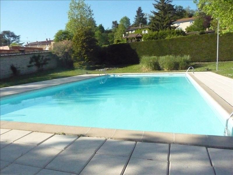 Sale apartment Charbonnieres les bains 440000€ - Picture 9