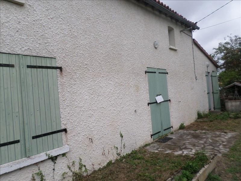 Vente maison / villa Moulismes 59000€ - Photo 2